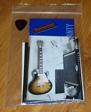 Gibson Les Paul Studio 60s Trib Case Candy Manual Warranty Wrench Guitar Parts