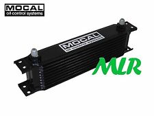 UNIVERSAL MOTORSPORT MOCAL 10 ROW 235MM OIL COOLER -6JIC FITTINGS OC5107-6   ACA