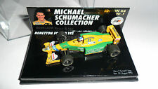 "Benetton Ford B 192 Michael Schumacher ""1. Sieg Spa 30.08.1992"", MSC 1:64 ovp!"