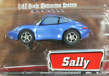 CARRERA GO 61184 DISNEY PIXAR CARS SALLY NEW 1/43 SLOT CAR IN SEALED PACKAGE