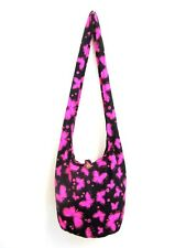 BUTTERFLY BAG SLING YOGA HOBO BOHO UNISEX MONK SHOULDER BOHEMIAN SCHOOL CAMPING