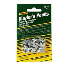 Glazier's Push Points for Glazing Window Glass by Fletcher 08-711