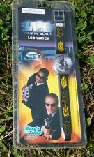 Men In Black Watch Will Smith & Tommy Lee Jones Gordy Time 1997 Sealed