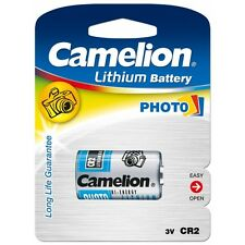 Batteries spezielle bilder CR2 3V lithium Camelion, expedition schnell