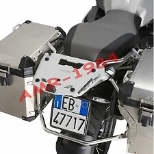 LUGGAGE RACK BMW BAG HOLDER RACK R1200 GS ADVENTURE DAL 2014 ALUMINUM SRA5112