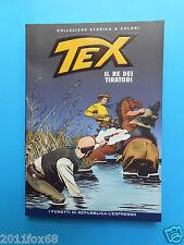 comic tex n. 5 collezione storica a colori il re dei tiratori fumetti repubblica