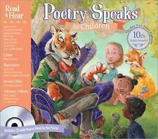 Poetry Speaks to Children Book & CD A Poetry Speaks Experience