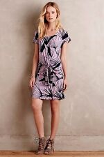NWT $138.00 Anthropologie Pindo Tunic Dress by Maeve Sz. X-Large in Navy