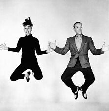 Fred Astaire & Audrey Hepburn UNSIGNED photo - P2036 - Funny Face
