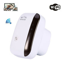 Portable 300Mbps Wireles Wifi Repeater AP Range Router Extender Signal Booster