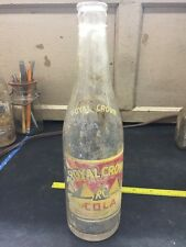 VINTAGE ROYAL CROWN (RC) COLA 12 OZ. Bottle