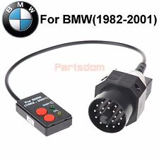 BMW 1982-2001 20Pin Diagnostic OBD2 Car Inspection Oil Service Led Reset Tool