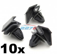 10x Sill Fundicion Clip, Side Skirt & Rocker Clips De Cubierta Para Ford Focus 1692599