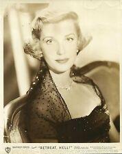 "ANITA LOUISE in ""Retreat, Hell!"" Original Vintage Photograph 1938"