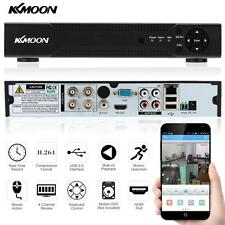 KKMOON 4 Channel 1280*720P CCTV Network DVR H.264 HDMI Home Security System G7X5