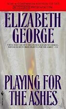 BUY 2 GET 1 FREE Playing for the Ashes by Elizabeth George (1995, Paperback)