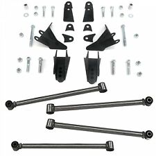 Triangulated Rear Suspension Four 4 Link Kit for 67-72 Chevy Truck