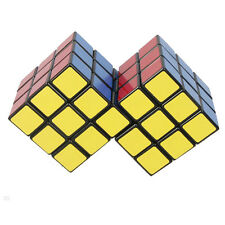 Double Conjoined Magic Speed Cube Eco-friendly Plastics Anti-POP Puzzle