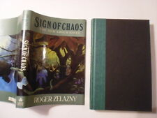Signs of Chaos, Roger Zelazny, 1st Edition, 1987, 8th Amber Novel