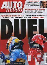 AUTO HEBDO n°1545 du 10 Mai 2006 GP EUROPE FIA GT SILVERSTONE