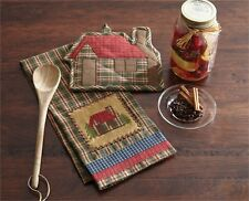 Cabin Dishtowel by Park Designs 675-19