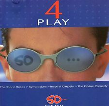 4 PLAY - SO FOR HIM - - pop single - FREE P&P UK