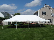 20x40', Complete Pole tent, Commercial, Heavy duty, Party, George Maser