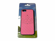 SALMON PINK DIAMANTE FAKE DIAMOND IPHONE 5 MOBILE PHONE CASE IPHONE5  - NEW