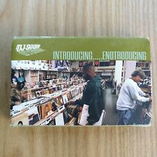 DJ SHADOW INTRODUCING ENDTRODUCING PROMO MIX TAPE MO WAX UNKLE V GOOD CONDITION