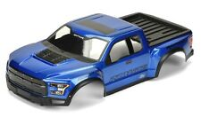 Pro-Line 3461-13 Painted '17 Ford F-150 Raptor Body Blue Slash 2WD / 4X4 SC10