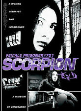 Female Prisoner #701 - Scorpion DVDs-Good Condition