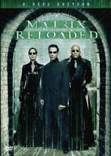 DVD MATRIX RELOADED # Keanu Reeves (2 DVDs) ++NEU