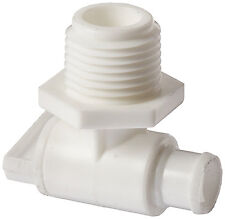 Fresh Water Tank Drain Valve/With 1/2 Inch Male NPT Thread/camper/RV/motorhome