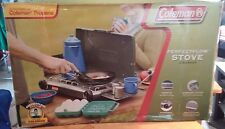 -NEW IN BOX~ Coleman Perfectflow Propane 2 Burner Camping Stove Model 5466A