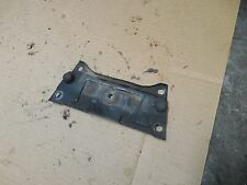 honda trx300 fourtrax 300 2wd fuel tank plate mount bracket 1988 1989 1990 1991