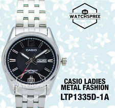 Casio Standard Analog His-and-Hers Pair Series Watch LTP1335D-1A