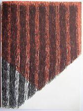 UBAC RAOUL LITHOGRAPHIE 1972 DERRIERE LE MIROIR DLM N°196 LITHOGRAPH ÉCOLE PARIS