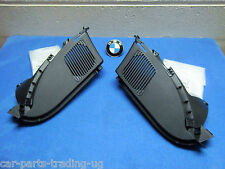 BMW e36 3er Compact Hutablage NEU Satz Auflage Set Holder NEW Rear Window Shelf