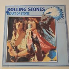 ROLLING STONES - HEART OF STONE - 1985 GERMANY LP