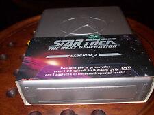 Star Trek The Next Generation - Stagione 2 02 ( 6 dischi ) Dvd ..... PrimoPrezzo