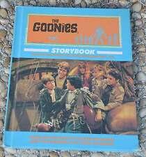 Vintage 1985 The GOONIES Movie Story Book Warner SPIELBERG Sloth WEEKLY READER