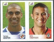 PANINI CHAMPIONSHIP 2009- #404/473-READING-JAMES HARPER / SOUTHAMPTON-J THOMSON