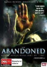 The Abandoned (DVD, 2007) RARE AUSTRALIAN RELEASE HORROR New!