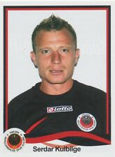 N°181 SERDAR KULBILGE # TURKEY GLENCLERBIRLI STICKER PANINI SUPERLIG 2011
