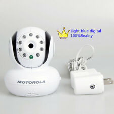 Motorola MBP36BU Extra Camera for Baby Monitor MBP36PU can be used