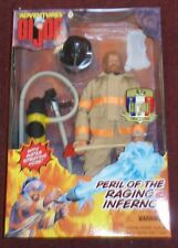 GI Joe Perils of Raging Inferno Action Figure New in Box 12 Inch Great Shape!!!