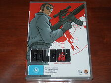 Golgo 13 (Part 2 Ep 14-26) - 2DVD R4 Anime