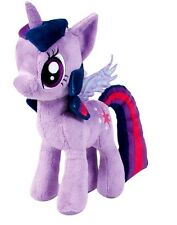 """NEW OFFICIAL 12"""" MY LITTLE PONY TWILIGHT SPARKLE PLUSH SOFT TOY"""