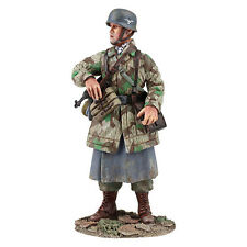 Britains soldats 25038-german fallschirmjäger avec MP-40 No.1