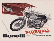 BENELLI WARDS RIVERSIDE 450-SS OPERATIONS & PARTS MOTORCYCLE MANUALs FFA-14003